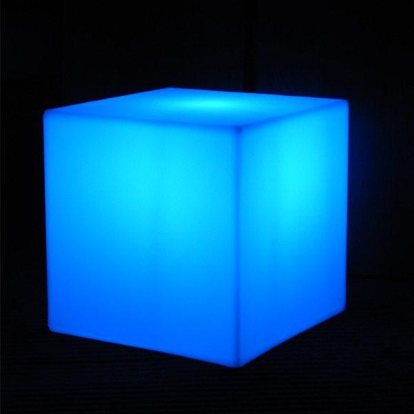 Perfekt Cube Lumineux LED Sans Fil