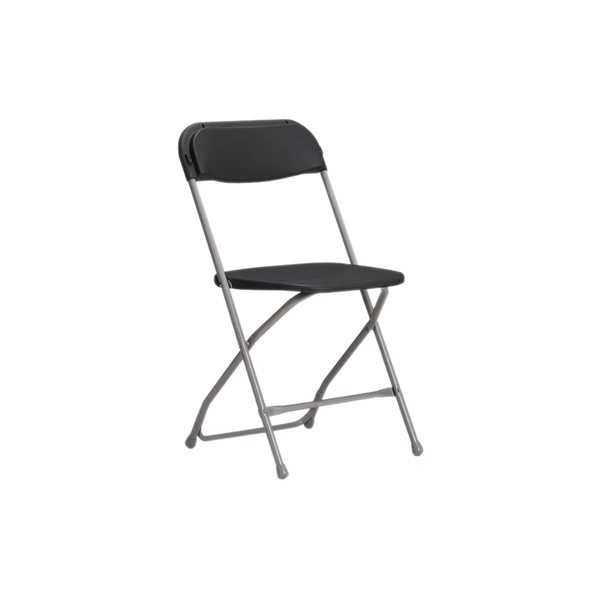 Location chaises pliantes chaises samsonite grises ml for Chaise pliante grise