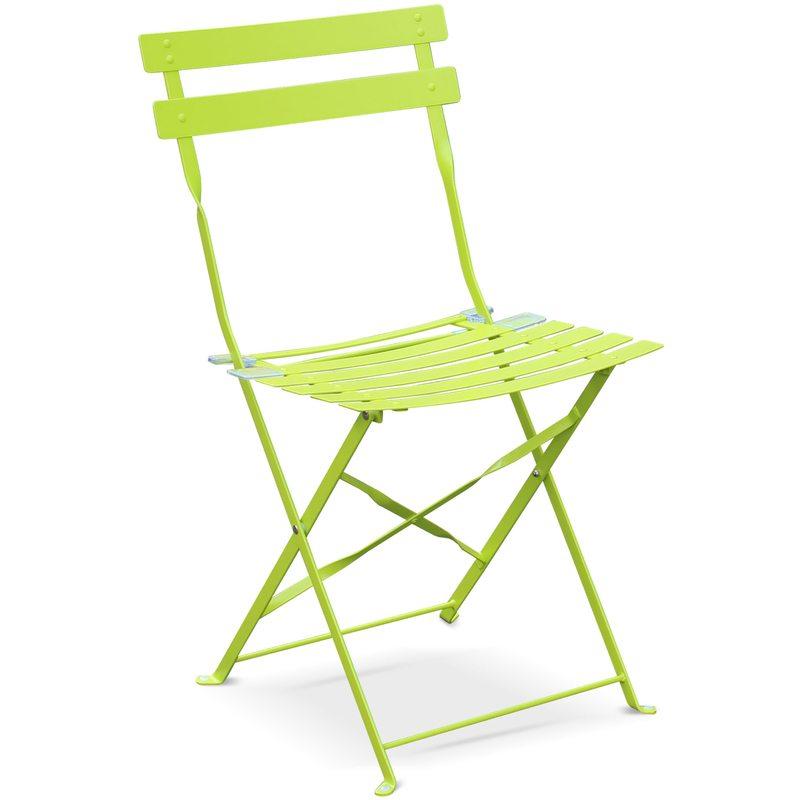 Chaise Bistro Vert Cleri