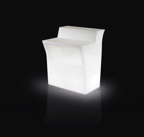 bar jumbo led - mobilier lumineux en location