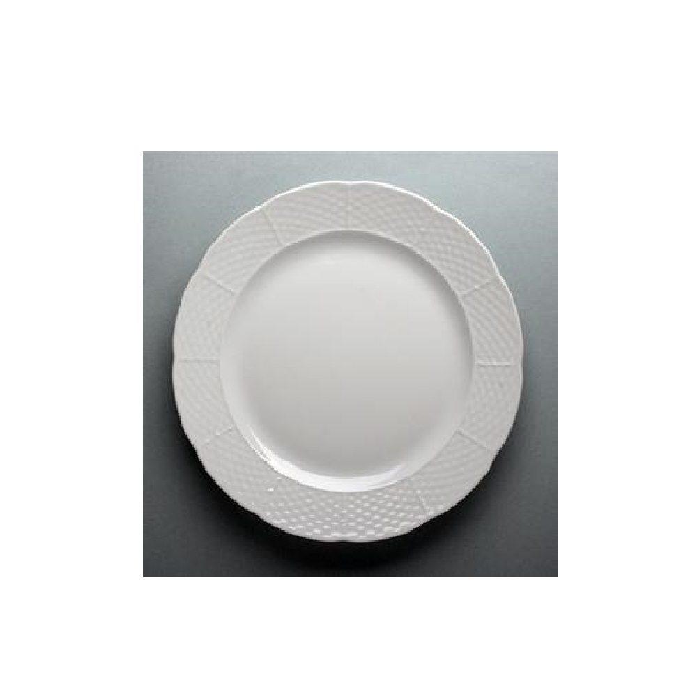 assiettes en location assiettes blanches 22 cm ml. Black Bedroom Furniture Sets. Home Design Ideas