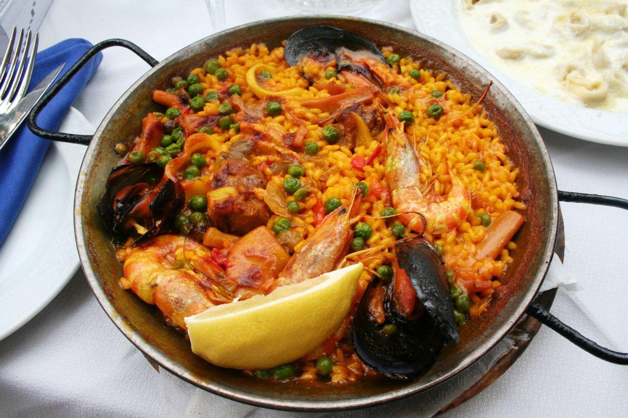 location materiel cuisine paella