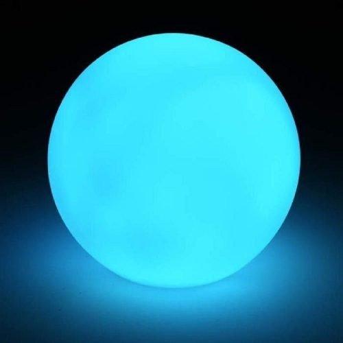 sphère led -mobilier lumineux en location