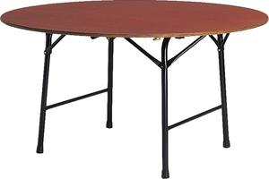 Table ronde en location table ronde 8 pers louer ml for Table ronde 8 personnes dimensions