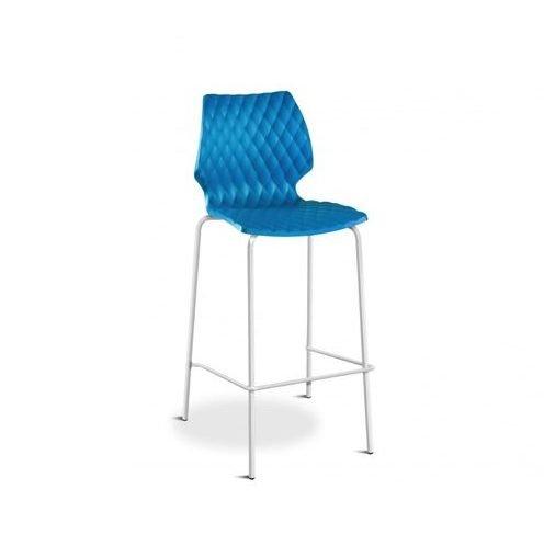 chaise haute en location tabouret design bleu ml locations. Black Bedroom Furniture Sets. Home Design Ideas