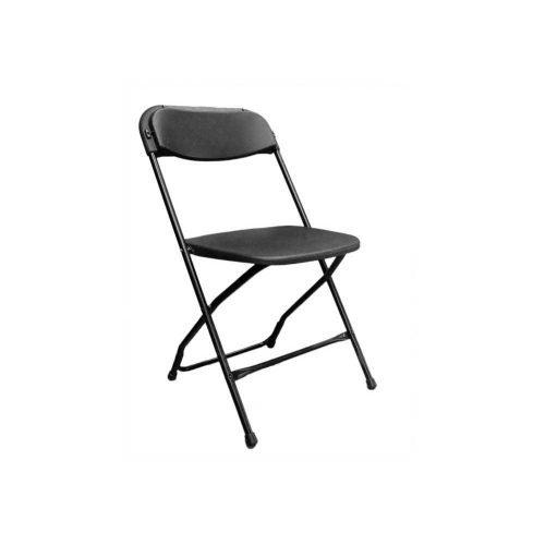 Location chaise samsonite noire