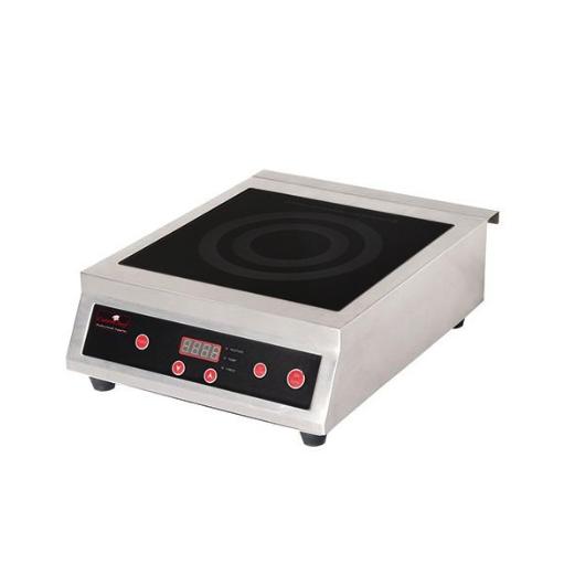 Location cuiseur induction : taque de cuisson Caterchef