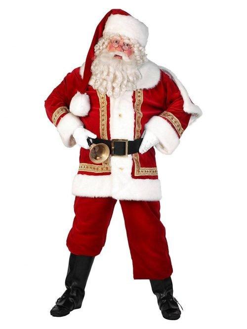 Location de déguisement du Père Noël