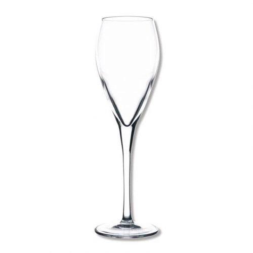 """Flûte à Champagne modèle """"Tulipe"""" - verre en location"""
